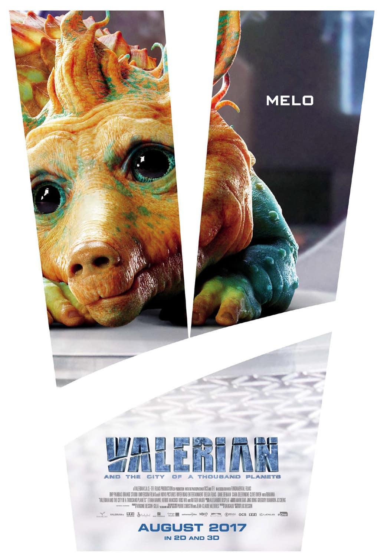 Melo Valerian