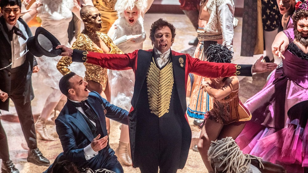 the greatest showman musical
