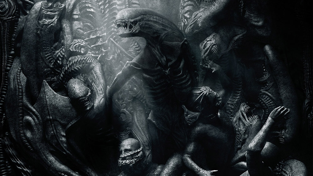alien covenant art