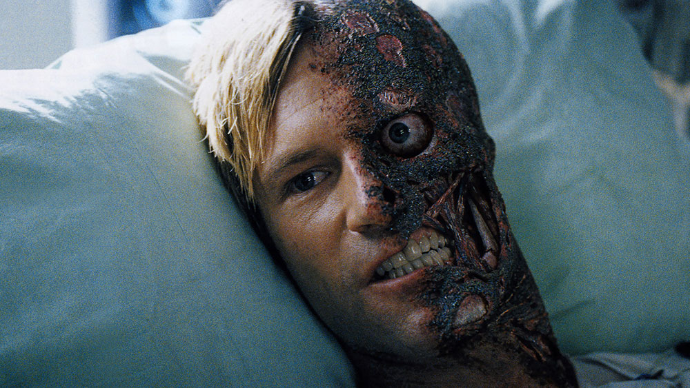 two face the dark knight