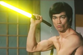 bruce lee star wars