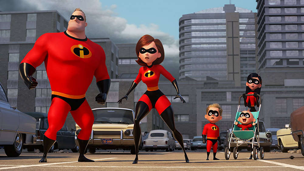 best superhero family team