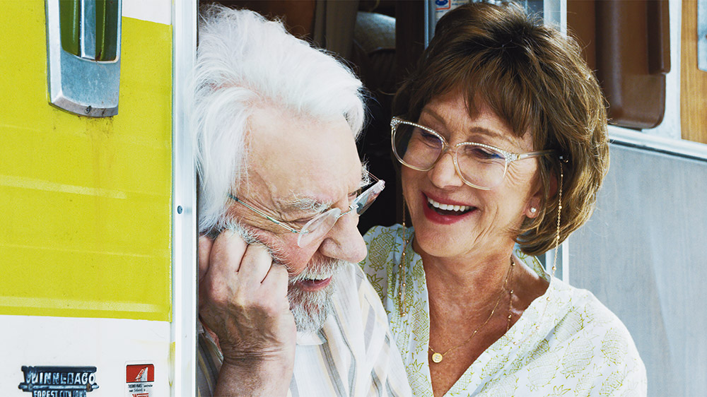 the leisure seeker review