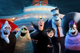 Hotel Transylvania 3 review