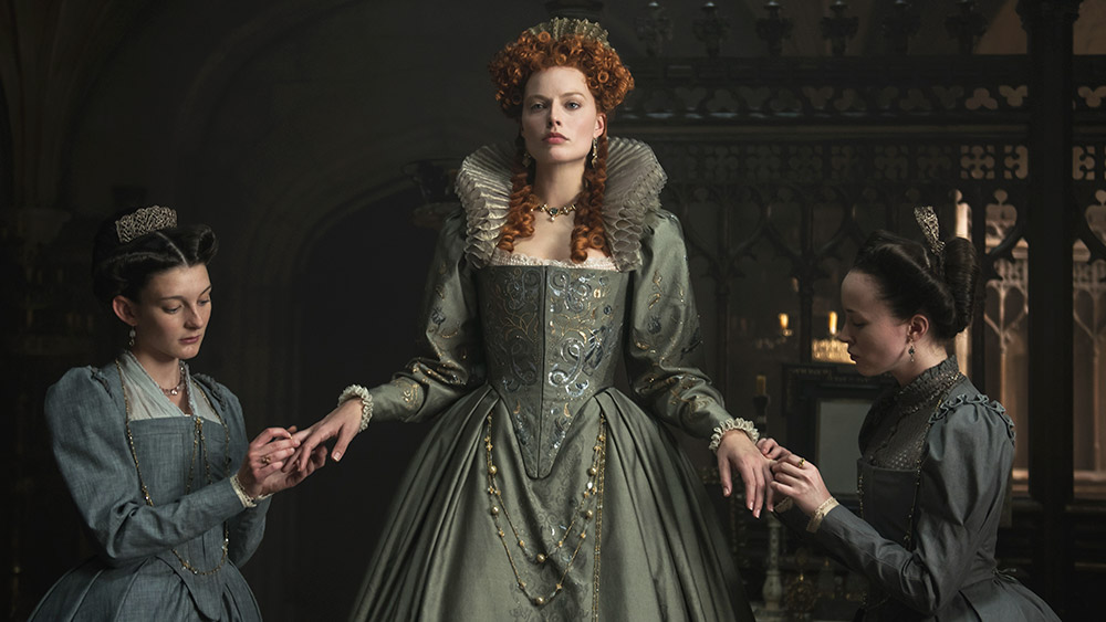mary queen of scots trailer