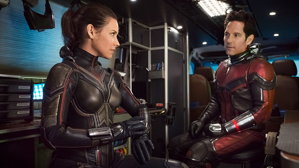 ant man 2 review