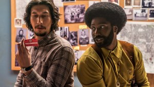 blackkklansman movie review
