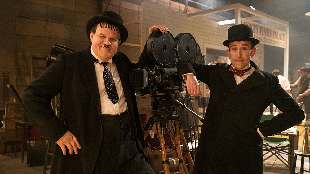 stan and ollie movie trailer