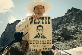 The Ballad of Buster Scruggs trailer