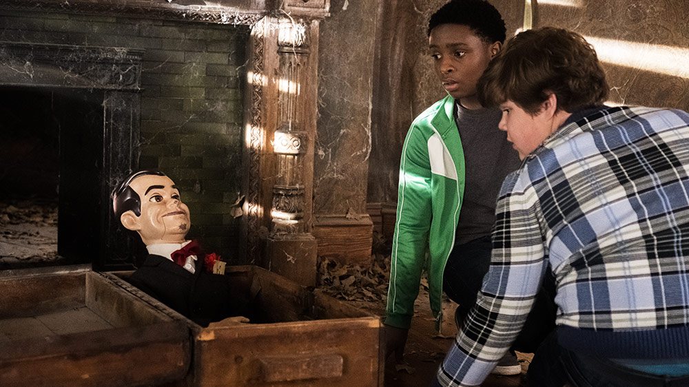 goosebumps 2 haunted halloween review
