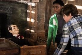 goosebumps 2 haunted halloween review