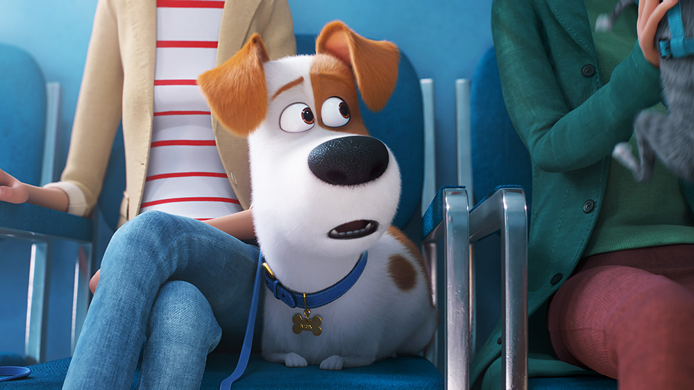 secret life of pets 2 vet