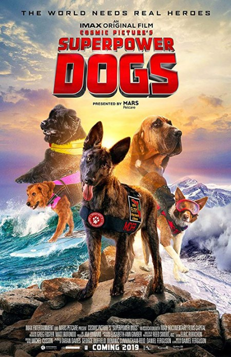 superpower dogs documentary