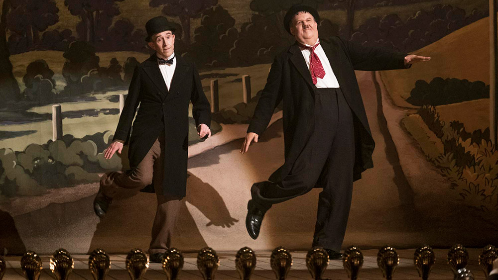 stan and ollie movie review