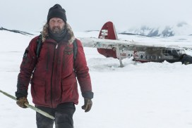 Arctic movie review
