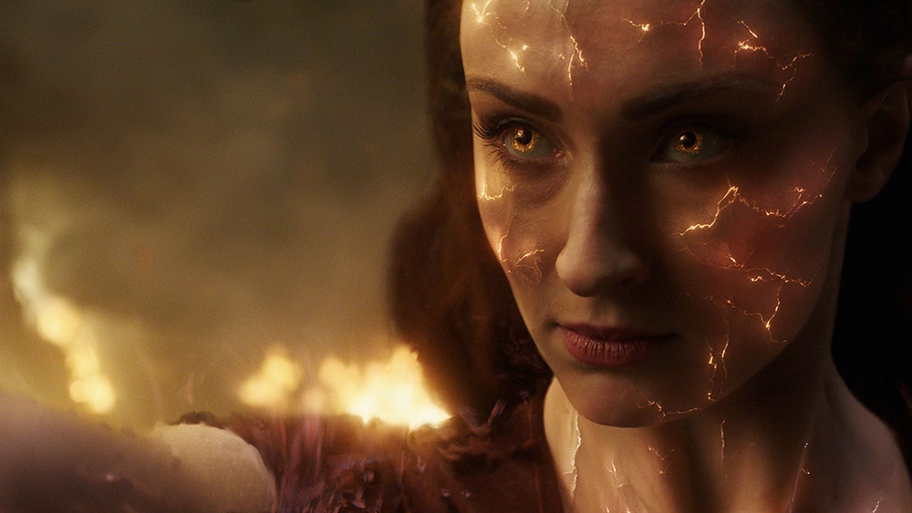 dark phoenix movie review
