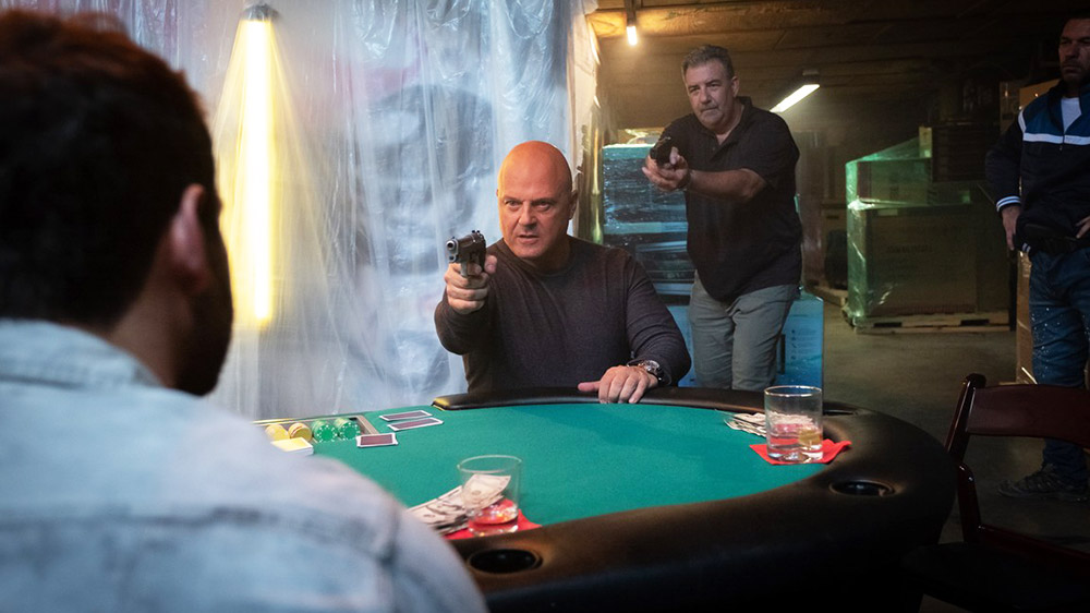 Michael Chiklis movies