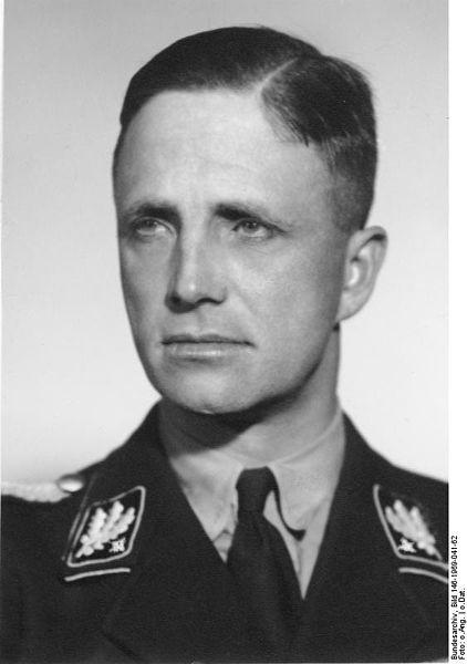 Geschiedenis - Hitlers trouwste vrienden. Jef Van de Wiele en zijn Vlaamse Landsleiding (1944-1945). (4/6)