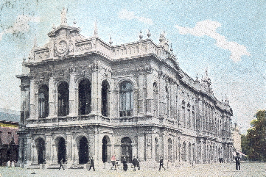 [Column] Fantomen. Emmanuel De Bom en Clara Gaesch (Antwerpen, 1891-1895). (3/4)