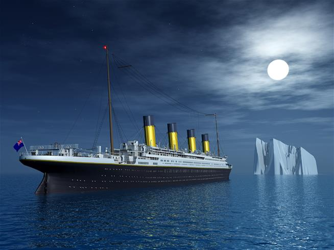 Top Secret: How the Titanic was really discovered…