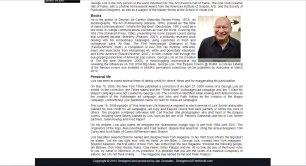 George Lois Modern Design Biography