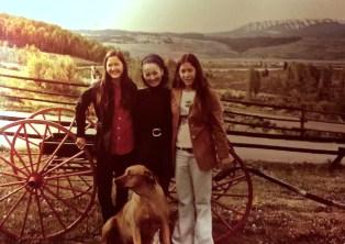21. Yellowstone, Old Faithful, and Jackson Hole, 1973