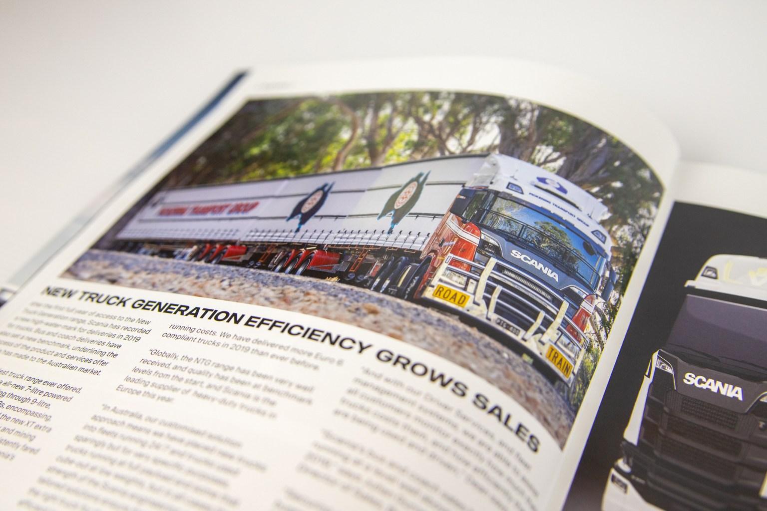 Scania,Pickering Transport Group, trucks, b-triple