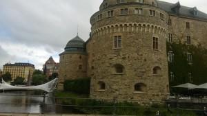 Schweden Örebro Schloss