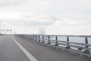 Schweden Malmö Öresundbrücke
