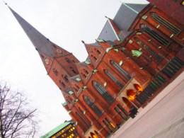 Hamburg Altstadt St. Petri Südostansicht