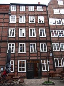 Hamburg Neustadt Peterstraße Komponistenquartier