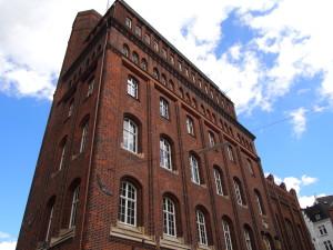 Hamburg Altstadt Patriotische Gesellschaft