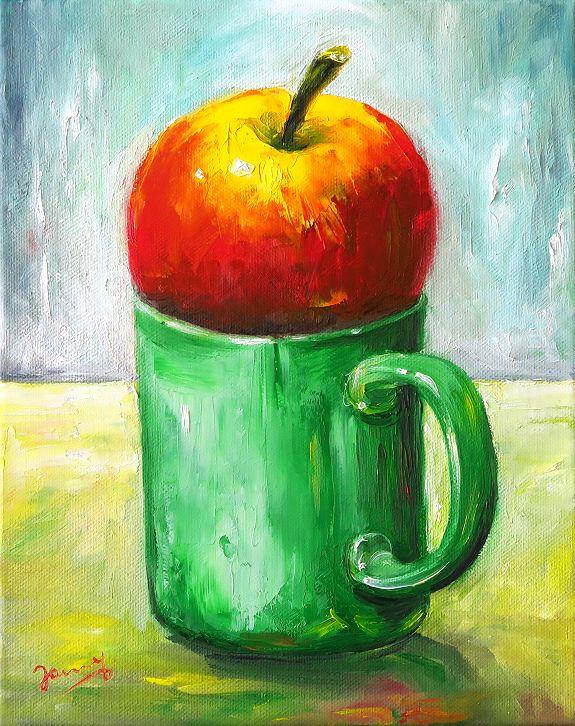 Ölgemälde Malerei Moderne Kunst Painting