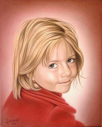 Airbrush-Portraits