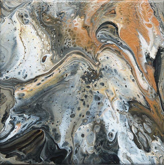 Color22 Fluid Painting Gemälde Moderne Kunst