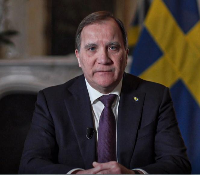 Statsminister Löfvens Corona-tal:  Säkerhetspolitikens bankrutt