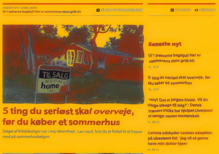 Grib ind eller nedlæg DR.dk's nyhedsside – det er blevet ligegyldighedernes hvilehjem