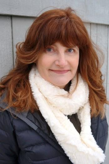 Author Jan O'Hara