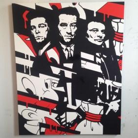 Antoine TAVA Pop ARtist Montreal