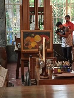 Frida y Diego house Mexico City