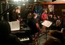 Jazz bar night out NYC
