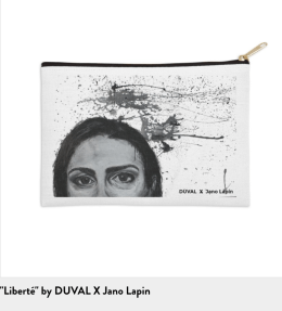 Jano Lapin DUVAL pouch