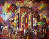 Kevin Jenne Canadian Artist Artwork city
