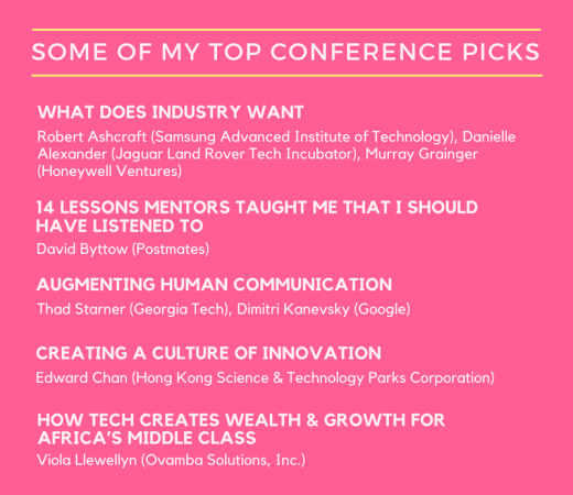 Alexandra Margs top conference picks for Startupfest 2018 Montreal