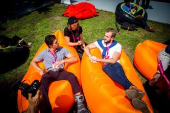 Startupfest 2017. Photo: Dominick Gravel / http://www.dominickgravel.com