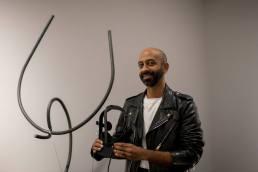Connections exhibit MMFA. Brendan Fernandes. Photo: Sébastien Roy
