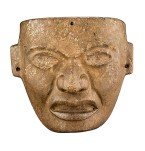 Mask, Mexico. World Cultures Collection. Photo: MMFA