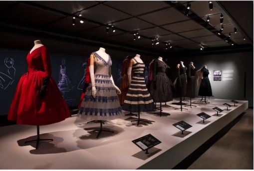 Christian Dior Exhibit McCord Museum Photo Laura Dumitru