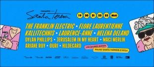 Santa Teresa Music Festival Promo Poster