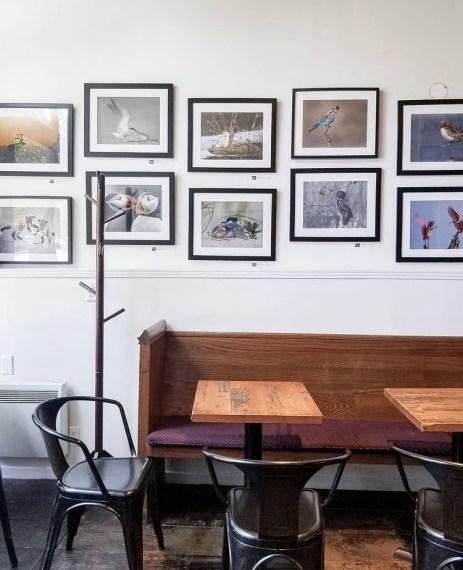 Café de' Mercanti, one of the creative cafés in Montreal